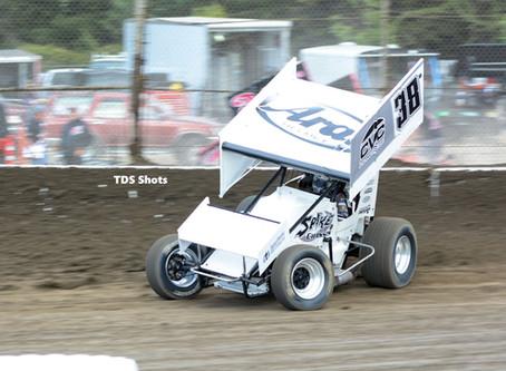 Blake Carrick 11th at Ocean Speedway Friday Night