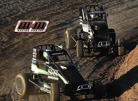 California Lightning Sprints and BCRA Midget Lites combo show added to the Hangtown 100