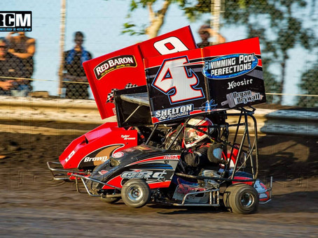Holly Shelton Dominates Open Main Event for Second Win of 2017