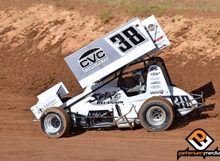 Blake Carrick Picks Up Placerville Speedway Top-5