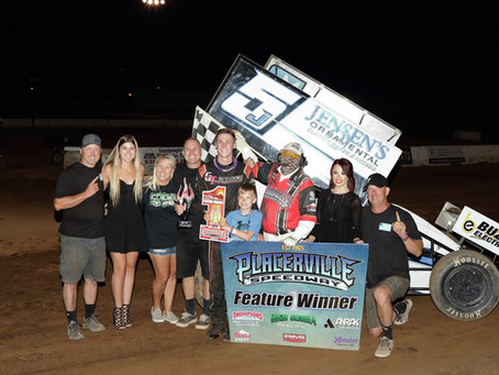 Kalib Henry claims $5,000 Forni Classic victory