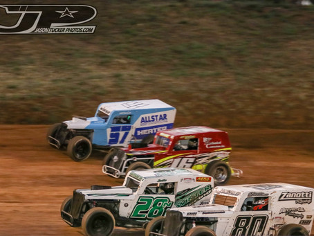 Nor-Cal Dwarf Cars Included in the Racing Lineup This Saturday