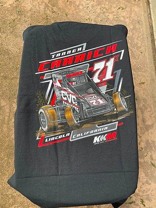 Carrick KKM CVC - Adult Black T Shirt