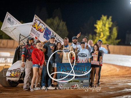 Gregg returns to Placerville victory lane on Saturday