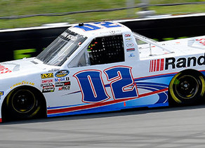 YOUNG'S MOTORSPORTS TALLIES TWO TOP-15 FINISHES AT THE TRICKY TRIANGLE