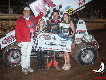 Cory Eliason doubles up at Nor-Cal Posse Shootout