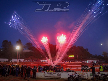 Placerville Speedway hosts the Nor-Cal Posse Shootout this Friday and Saturday