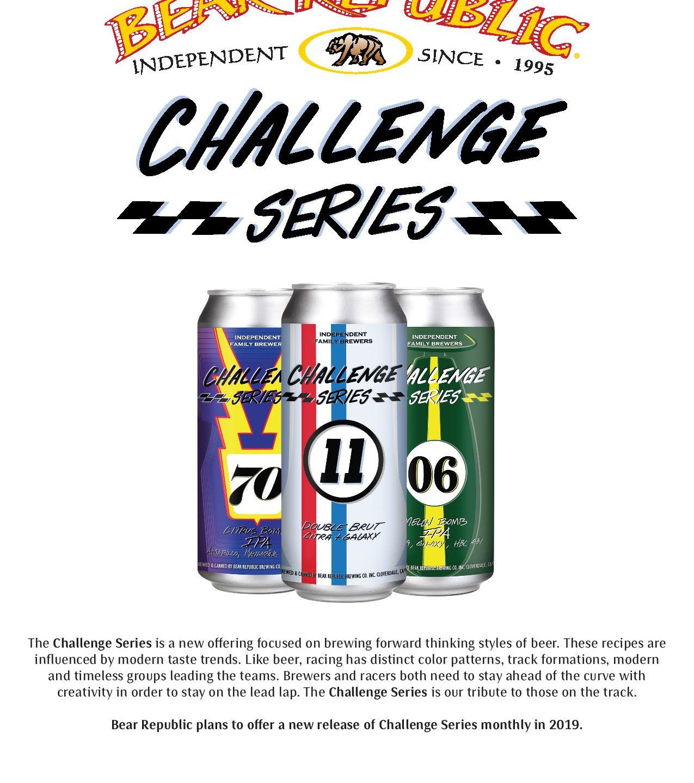 Challenge Series Global Sell Sheet 2019-