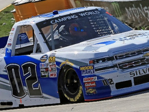 YOUNG'S MOTORSPORTS OVERCOMES DAMAGES FOR TOP-10 RESULT IN MARTINSVILLE