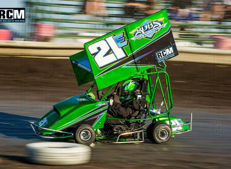 Evan Burrola Now a Three Time Winner in 2017 at Cycleland Speedway