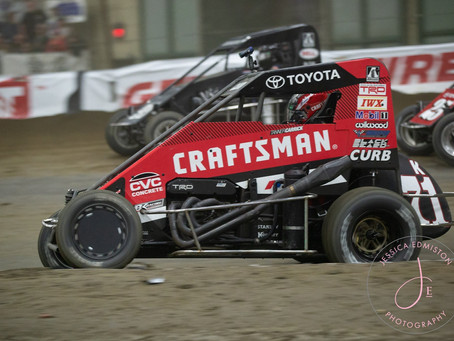 Tanner Carrick 13th at Shamrock Classic