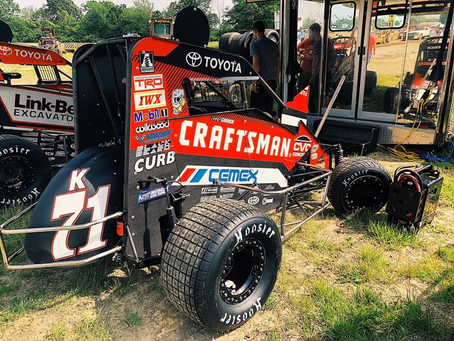 From Indiana to Illinois; It's Midget Week Season for Tanner Carrick
