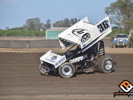 Blake Carrick 12th in Hanford, CA