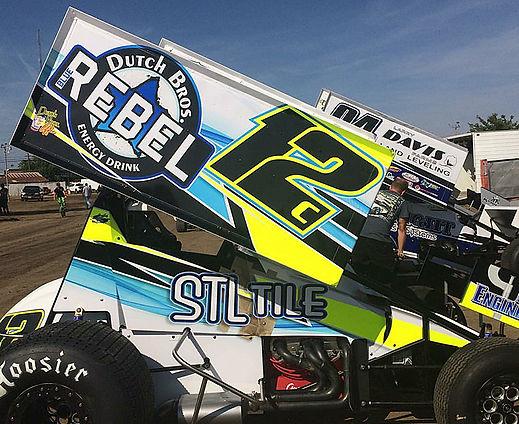 Kevin Sharrah Designs Custom Racing Signage Apparel
