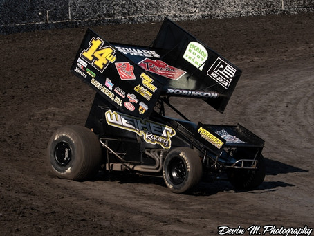 Ryan Robinson, Justyn Cox and Tanner Carrick bring heated SCCT point battle into Merced Saturday