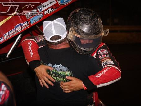 Shane Hopkins, Dan Jinkerson, Matt Davis and Mike Miller bring home Placerville Speedway wins on Mtn