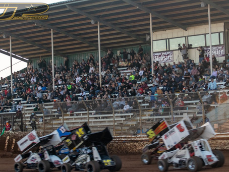 Sprint Car Challenge Tour at Placerville Speedway this Saturday for the Dave Bradway Jr. Memorial