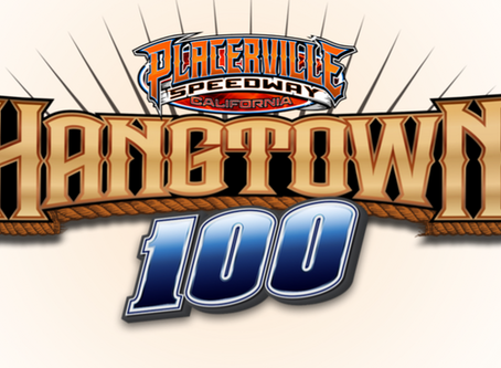 Hangtown 100 announces contingency program for November 19th and 20th at Placerville Speedway