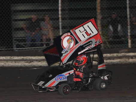 Landon Brooks Becomes Youngest Open Champion Ever at Cycleland Speedway