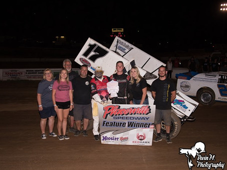 Henry claims 3rd career Placerville triumph