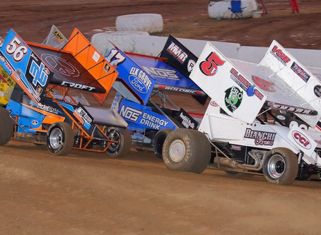 Upcoming Events at Placerville Speedway