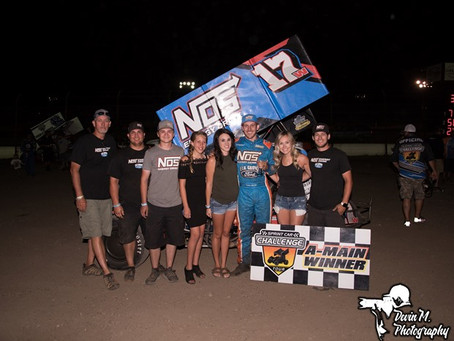 Shane Golobic claims Stockton SCCT victory