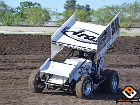 Blake Carrick 17th at Asparagus Cup Opener Before Engine Woes Sideline Him Saturday
