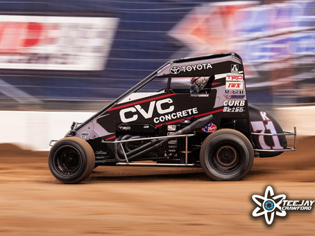 Carrick 14th at Gateway Dirt Nationals
