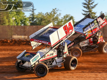 Thompson's Fan Appreciation Night highlights point race seven at Placerville Speedway this Saturday