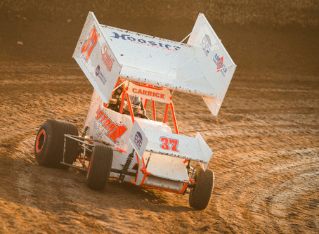 Blake Carrick Takes Advantage of Last Minute Opportunity to Run Turnpike Challenge