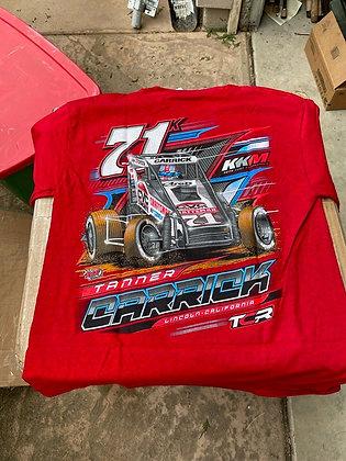 Carrick KKM Craftsman- Adult Red T Shirt