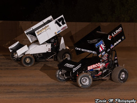 Cox claims first SCCT victory