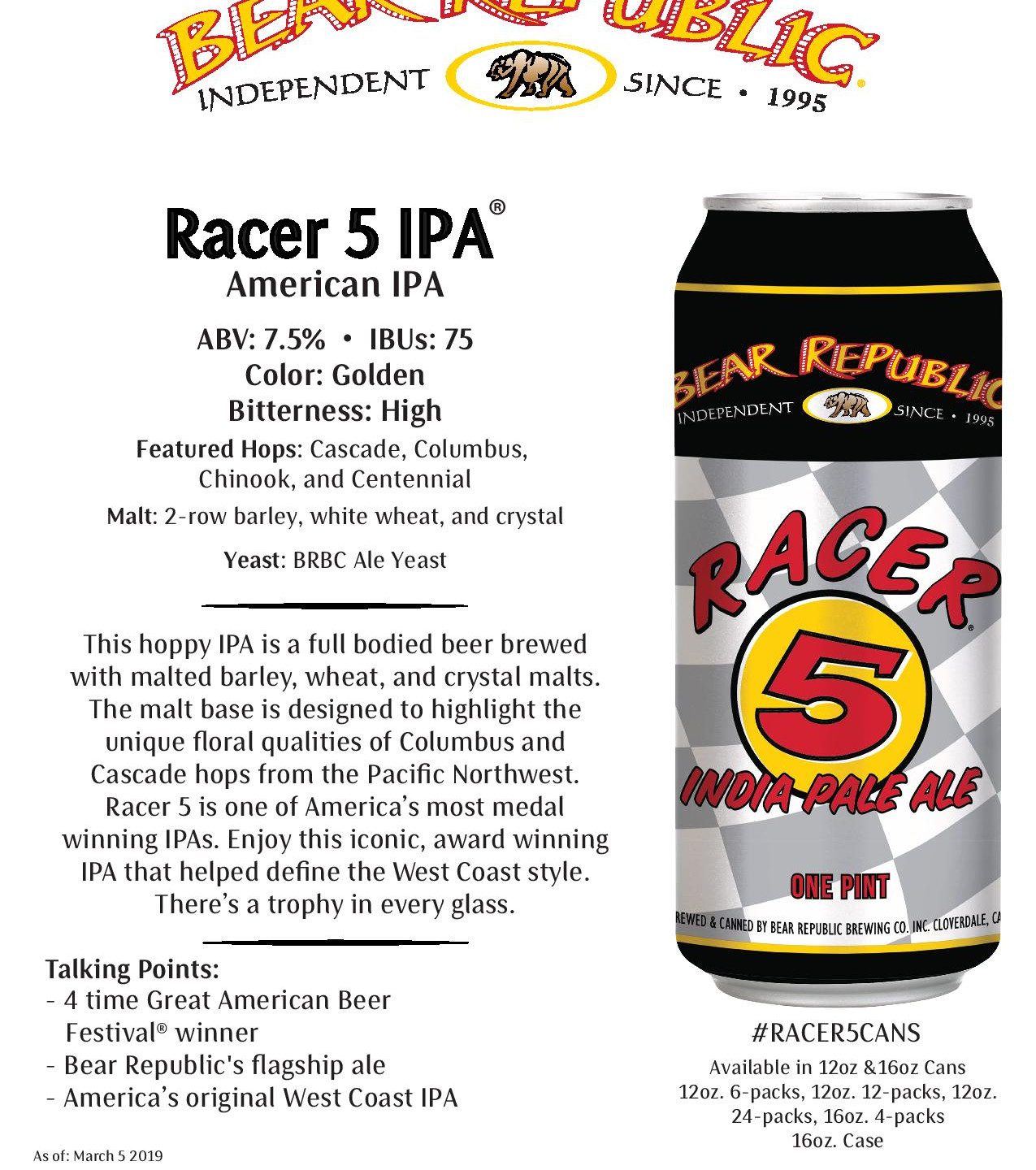 Racer 5 Sell Sheet 2019_NornalCan-page-0