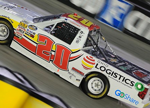 YOUNG'S MOTORSPORTS EARNS TOP-15 SCORE UNDER THE LIGHTS AT THUNDER VALLEY