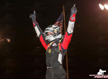 Tanner Carrick Tops the Action at Jacksonville Speedway