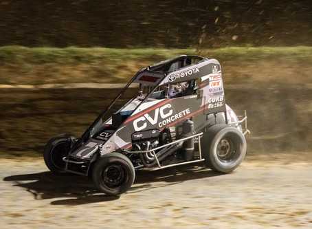 Tanner Carrick Charges to Top Five Finish at Four-Crown Nationals