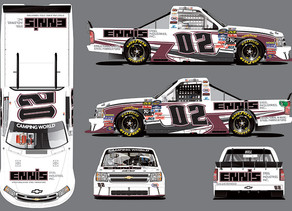 TRIPLE DUTY FOR YOUNG'S MOTORSPORTS AT TEXAS