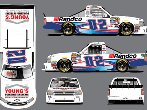 YOUNG'S MOTORSPORTS TAKES THREE TRUCKS TO THE FAMED ELDORA DIRT