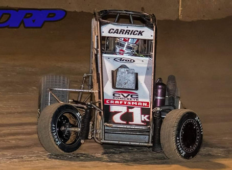 Two Turkey Night Top-10's for Tanner Carrick
