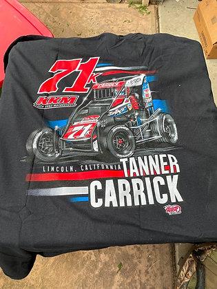 Carrick KKM Spike - Adult Black T Shirt