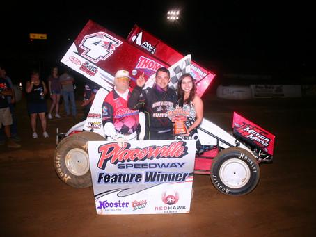 Sanders, McDaniel, Jinkerson and Wiesz earn Placerville Speedway wins