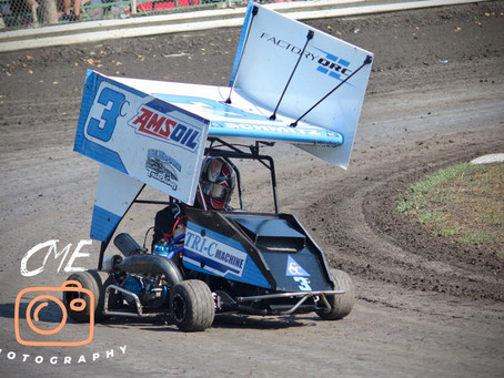 Casey Schmitz Doubles Down in Open Class, Scores Career Win #14