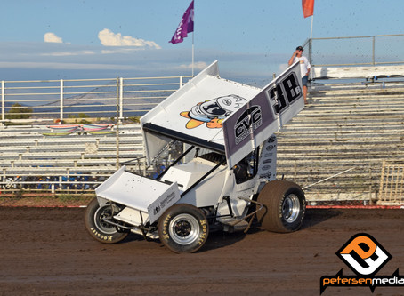 Blake Carrick Excited For Return Trip To Placerville Speedway