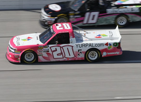 YOUNG'S MOTORSPORTS TALLIES TWO TOP-10 FINISHES AT TALLADEGA