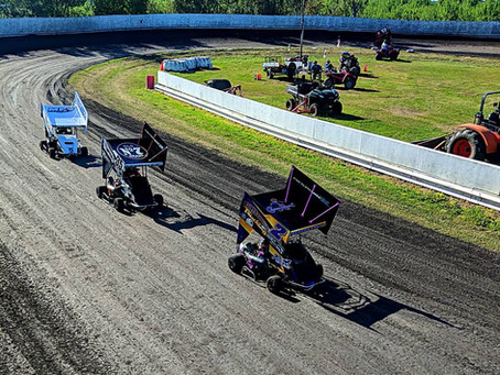 Cycleland Speedway Outlaw Kart Season On Hold Until Further Notice