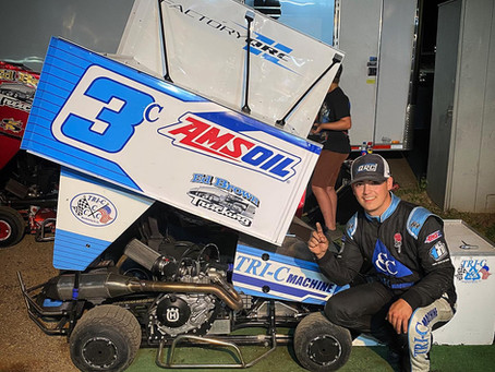 Casey Schmitz Bags Career Win #20, Takes Homes Points Race #3 Honors