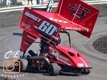 Landon Brooks Extends Points Lead with Second Win of the Season