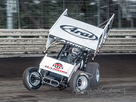 Tanner Carrick Pleased with First Showing at Knoxville Nationals