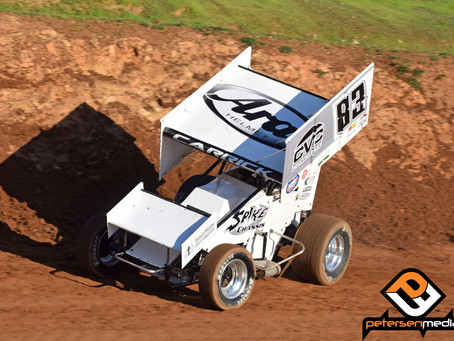 Placerville Heartbreak for Tanner Carrick