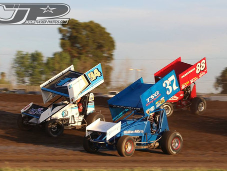 Sprint Car Challenge Tour ventures to the Central Valley for Saturday event at Keller Auto Speedway